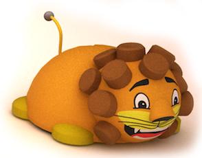 3D Lõvi