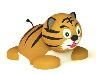 3D Mini Tiiger
